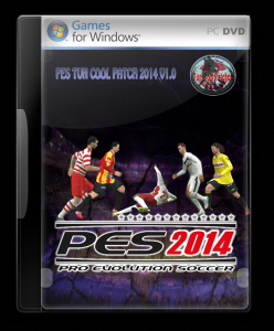 PES 2014 PES TUN COOL PATCH 2014 V1.0 is coming soon