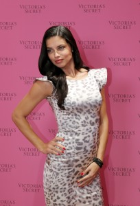Adriana Lima – Victorias Secret Fantasy Bra launch in Dubai