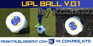 Download PES2014 Ukrainian Premier League Ball by Kolia V.