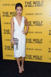 Jamie Chung - 'The Wolf Of Wall Street' premiere in NYC 12/17/13