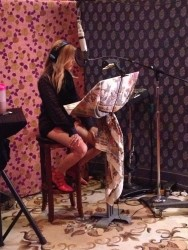 Ashley Tisdale - You're Always Here Behind The Scenes