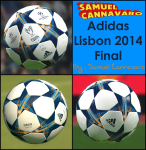 Download Adidas Finale Lisbon 2014 Final HD For PES 2014