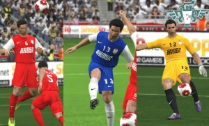 PES 2014 PSM Makassar 2013-2014 Kit by mislam