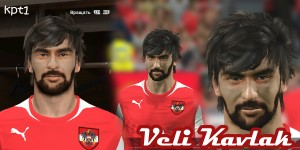 PES 2014 Veli Kavlak Face by kpt1