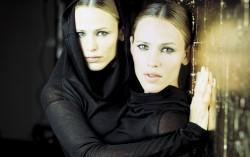 Jennifer Garner, Jennifer Love Hewitt, Jeri Ryan, Jessica Alba, Jessica Biel (Wallpaper) 6x