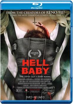 Hell Baby 2013 m720p BluRay x264-BiRD