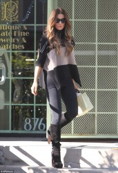 Kate Beckinsale - out in West Hollywood 12/20/13