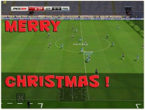 Download FrenkieSP Christmas Present For PES 2014