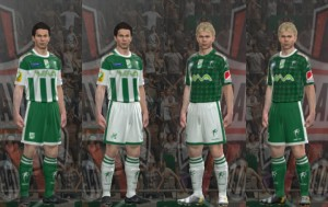 PES Oriente Petrolero 2014 Kit by silasmendes