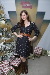 Sara Rue - 3rd Annual Santa's Secret Workshop Benefit in LA 12/7/13
