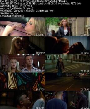 Don Jon (2013) MULTiSubs BluRay 720p DTS x264-HQMi