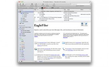 EagleFiler v1.6.1 (Mac OS X)