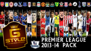 Download EPL Full GDB Pack PES14 by G-Style