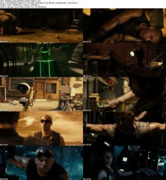 Riddick 2013 BDRip XviD - EAGLE
