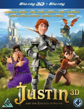 Justin and the Knights of Valour (2013) BDRip AAC x264 - RUSTED