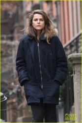 Keri Russell - out in NYC 12/27/13