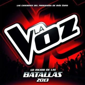 VA - La Voz (Lo Mejor Se Las Batallas) 2013