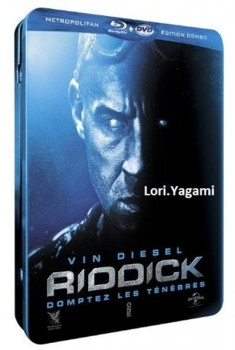 Riddick (2013) Theatrical BluRay 720p Ac3 x264 - Elite