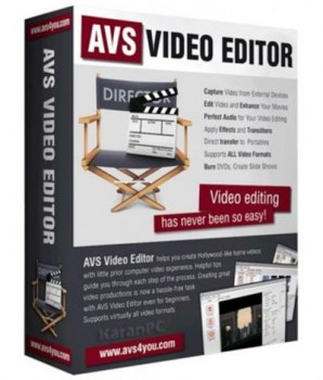 AVS Video Editor 6.5.1.246 Incl Activator - by [KaranPC]