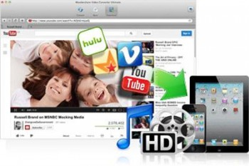 Wondershare Video Converter Ultimate v3.7.1 (Mac OS X)