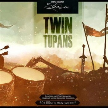 Strezov Sampling Twin Tupans KONTAKT