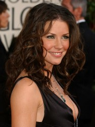Evangeline Lilly - 62nd Golden Globe Awards and afterparty 26-01-2005