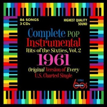 VA - Complete Pop Instrumentals ~ Hits Of The Sixties Vol.2 1961 (2012)