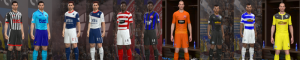 PES 2014 Kit Pack vol. 2 by ianscott42