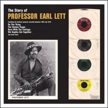 Professor Earl Lett - The Story Of Professor Earl Lett (2013)