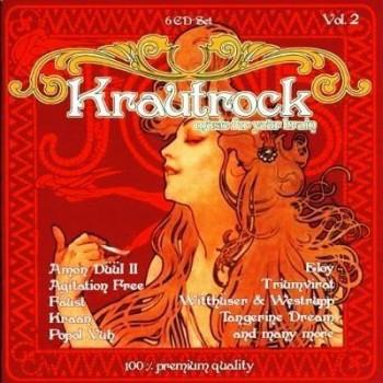 VA - Krautrock: Music for Your Brain Vol. 2 (6CD-Set) (2007)