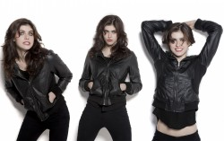 Alexandra Daddario, Angie Harmon, Charlize Theron, Jennifer Lawrence (Wallpaper) 6x