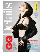 Kate Mara - GQ UK Magazine Feb.2014