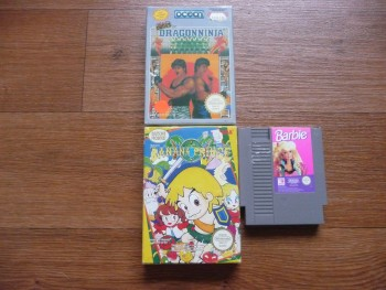 Shiroe's NES and GB collection 05309c298690049
