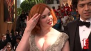 Christina Hendricks - 63rd Primetime Emmy Awards 18th September 2011 Videos