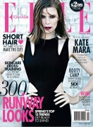 Kate Mara - Elle Canada - February 2014 (MQ Scans)