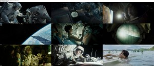 Download Gravity (2013) 720p WEB DL 650MB Ganool