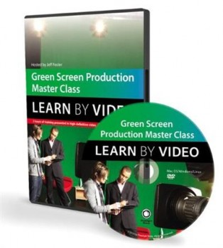 Learn By Video Green Screen Production Master Class
