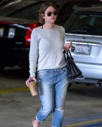 Ashley Benson - Shopping at Whole Foods in Hollywood 1/5/14
