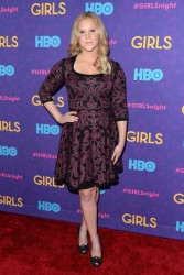 Amy Schumer - 'Girls' Season 3 Premiere in NYC 1/6/14
