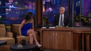 Demi Moore @ The Tonight Show with Jay Leno | April 8 2010 | ReUp by Request