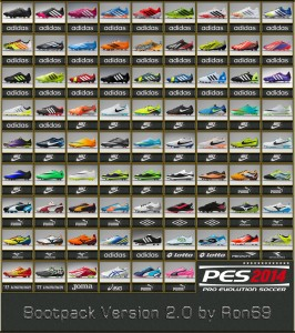 Download PES 2014 Bootpack Version 2.0 by Ron69