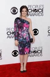 Lucy Hale - 2014 People's Choice Awards 1/8/14