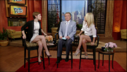 Emma Watson @ Live with Regis & Kelly | July 12 2011 | ReUp by Request