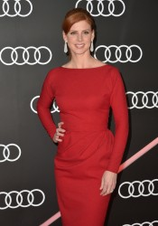Sarah Rafferty - Audi Golden Globes Weekend Celebration in Beverly Hills 1/9/14