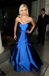 Katherine Jenkins - Martell Very Special Nights event in London 1/11/14