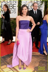 Aubrey Plaza - 71st Annual Golden Globe Awards 1/12/14
