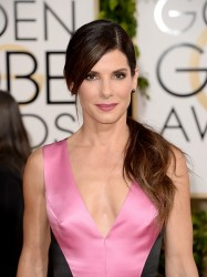 Sandra Bullock - 71st Annual Golden Globe Awards in Beverly Hills 1/12/14