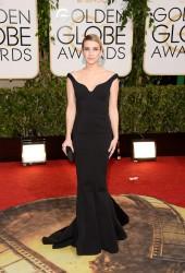 Emma Roberts - 71st Annual Golden Globe Awards 1/12/14