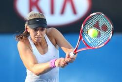 Sabine Lisicki - 2014 Australian Open in Melbourne 1/13/14