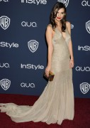 Emily Ratajkowski - InStyle & Warner Bros Golden Globes party in Beverly Hills  12-01-2013    5x Cb8172301131445